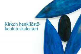Koulutuskalenterin graafinen banneri
