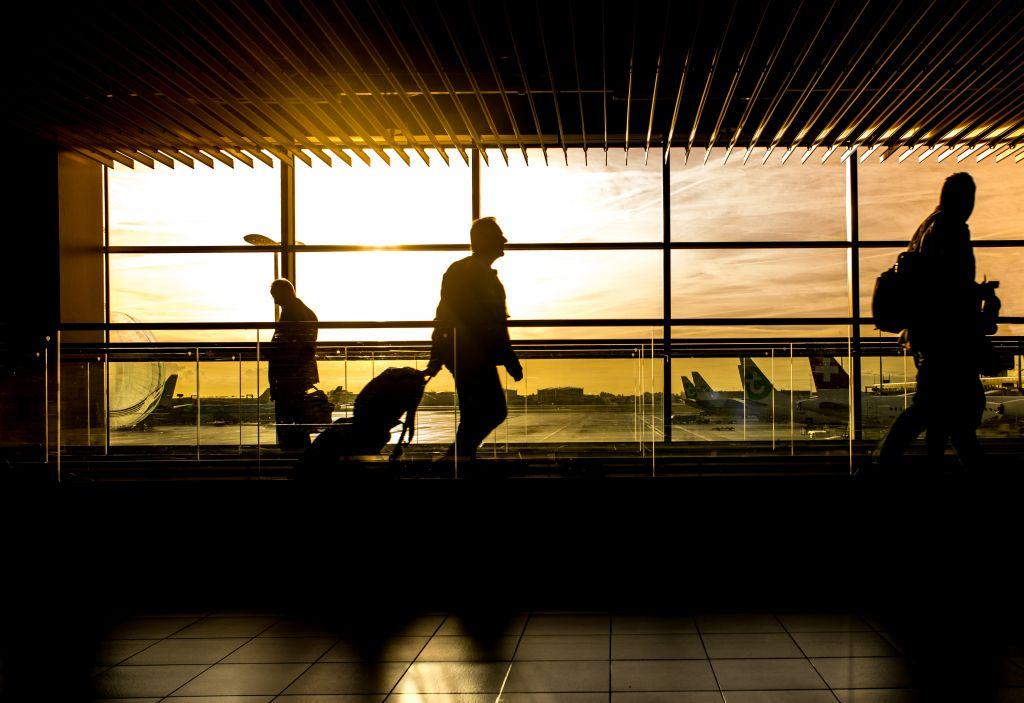 lentoasemakuvaa